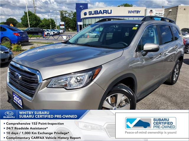 2020 Subaru Ascent Touring (Stk: U3924P) in Whitby - Image 1 of 18