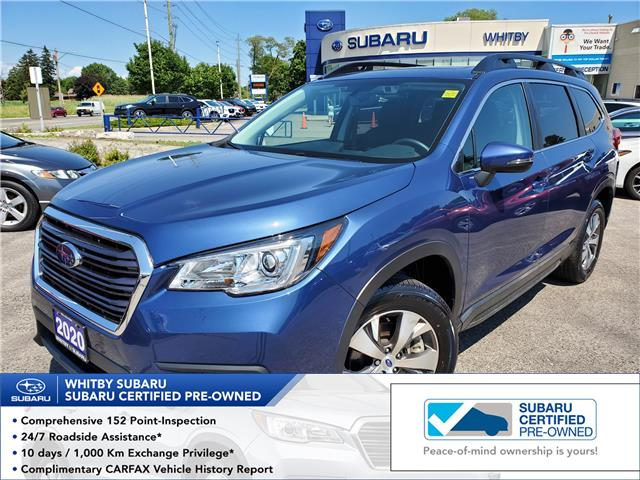 2020 Subaru Ascent Touring (Stk: U3933P) in Whitby - Image 1 of 20