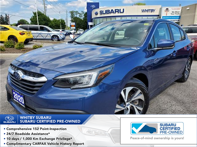 2020 Subaru Legacy Touring (Stk: U3936P) in Whitby - Image 1 of 9