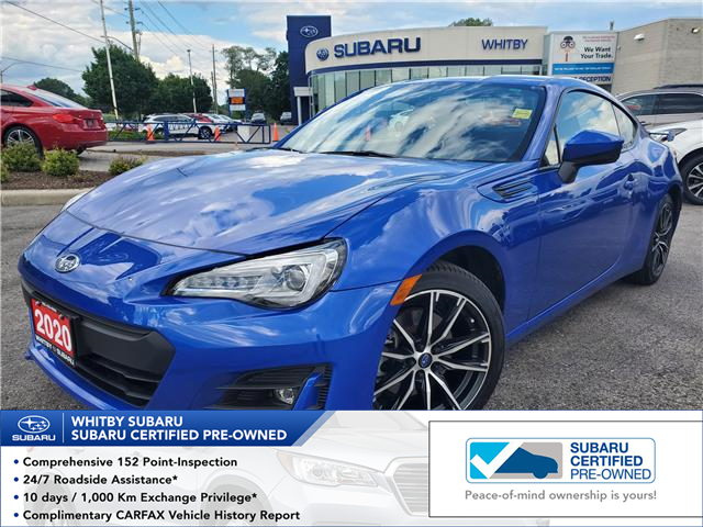 2020 Subaru BRZ Sport-tech (Stk: U3938P) in Whitby - Image 1 of 10