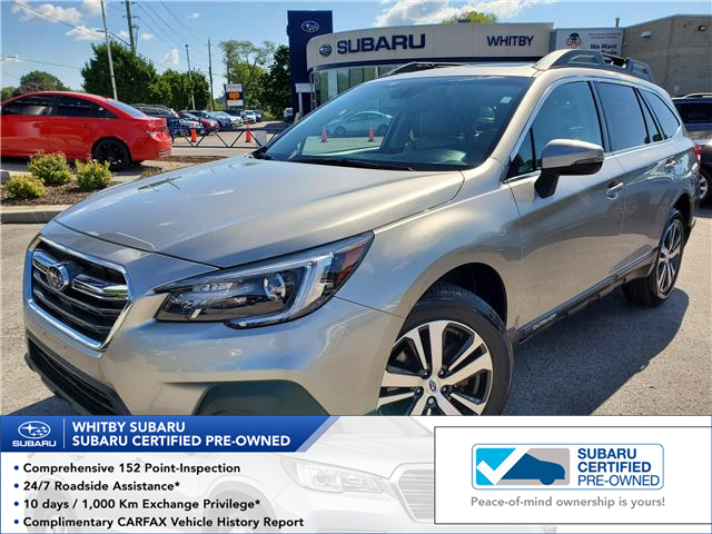 2018 Subaru Outback 3.6R Limited (Stk: 20S847A) in Whitby - Image 1 of 23