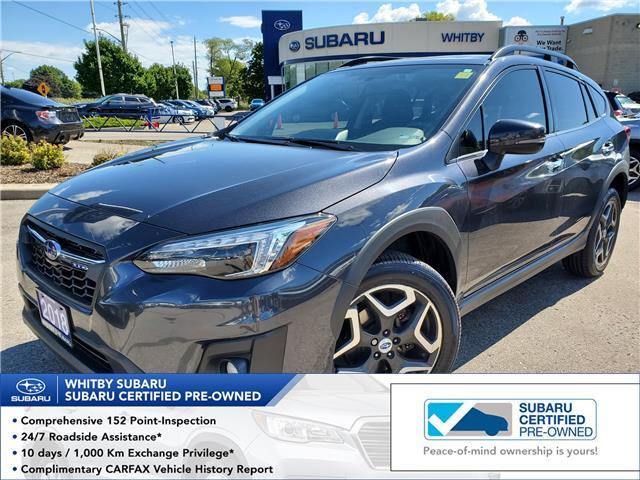 2018 Subaru Crosstrek Limited (Stk: 20S771A) in Whitby - Image 1 of 20