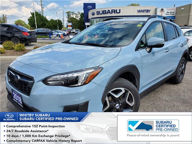 2018 Subaru Crosstrek Limited (Stk: 20S777A) in Whitby - Image 1 of 7