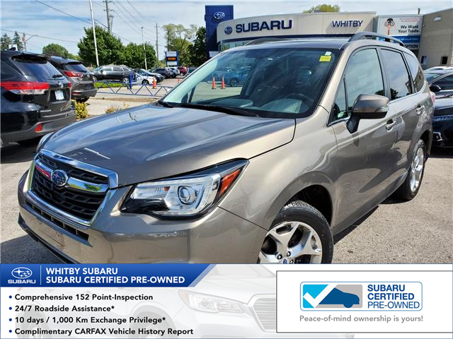 2017 Subaru Forester 2.5i Limited (Stk: 20S509A) in Whitby - Image 1 of 8