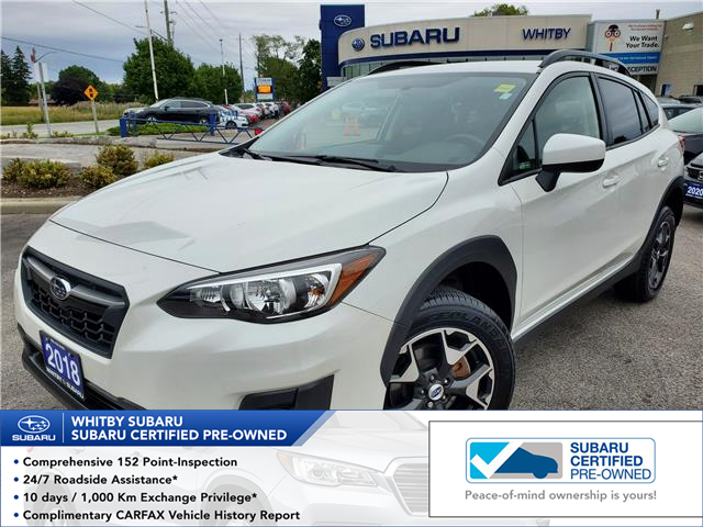 2018 Subaru Crosstrek Convenience (Stk: 20S766A) in Whitby - Image 1 of 19