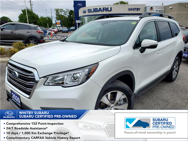 2020 Subaru Ascent Touring (Stk: U3983P) in Whitby - Image 1 of 21