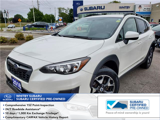 2018 Subaru Crosstrek Touring (Stk: 20S872A) in Whitby - Image 1 of 9