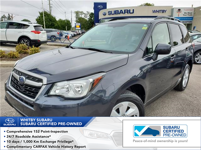 2017 Subaru Forester 2.5i Convenience (Stk: U3980P) in Whitby - Image 1 of 19