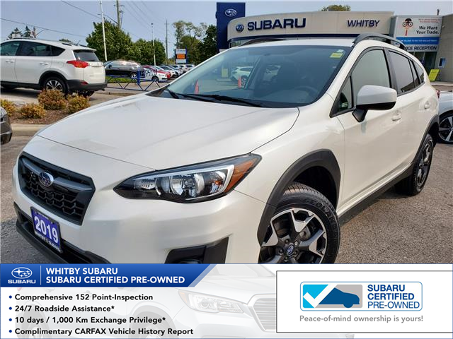 2019 Subaru Crosstrek Convenience (Stk: 21S08A) in Whitby - Image 1 of 19