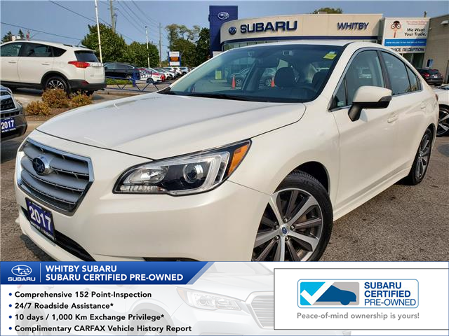 2017 Subaru Legacy 3.6R Limited (Stk: U3989LD) in Whitby - Image 1 of 16