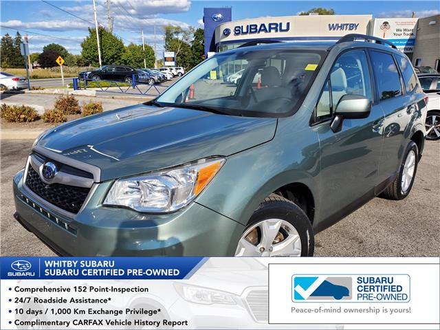 2014 Subaru Forester 2.5i Touring Package (Stk: 20S1019A) in Whitby - Image 1 of 20