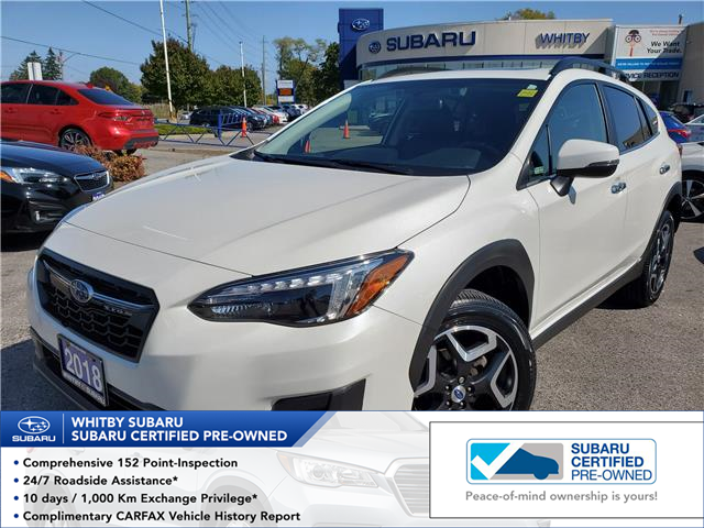 2018 Subaru Crosstrek Limited (Stk: 20S909A) in Whitby - Image 1 of 18