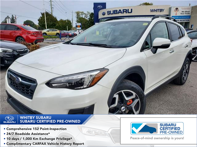 2018 Subaru Crosstrek Limited (Stk: 21S77A) in Whitby - Image 1 of 8