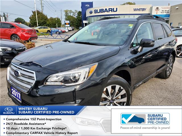 2017 Subaru Outback 2.5i Limited (Stk: U3993LD) in Whitby - Image 1 of 21
