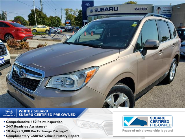2014 Subaru Forester 2.5i Limited Package (Stk: 20S1015A) in Whitby - Image 1 of 20