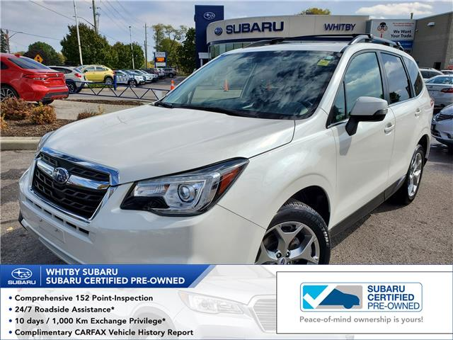2018 Subaru Forester 2.5i Limited (Stk: 20S985A) in Whitby - Image 1 of 21