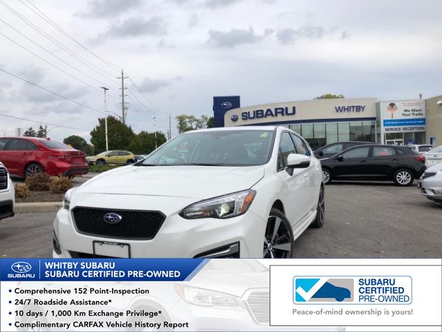 2018 Subaru Impreza Sport-tech (Stk: 20S1081A) in Whitby - Image 1 of 1
