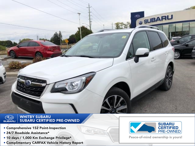 2018 Subaru Forester 2.0XT Limited (Stk: 20S1145A) in Whitby - Image 1 of 1