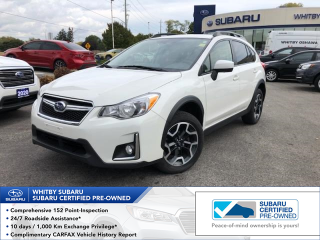 2017 Subaru Crosstrek Touring (Stk: 21S45A) in Whitby - Image 1 of 1