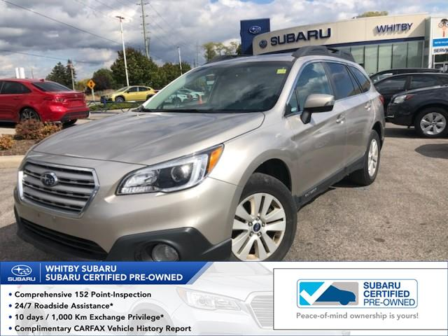 2017 Subaru Outback 2.5i Touring (Stk: 20S628A) in Whitby - Image 1 of 1