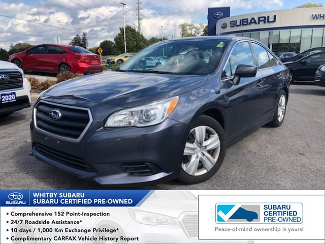 2017 Subaru Legacy 2.5i (Stk: 20S1078A) in Whitby - Image 1 of 1