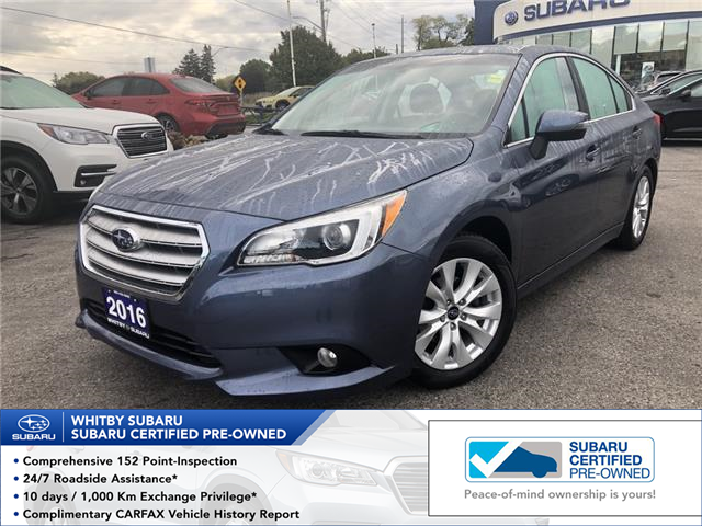 2016 Subaru Legacy 2.5i Touring Package (Stk: 20S1015B) in Whitby - Image 1 of 4