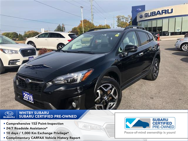 2018 Subaru Crosstrek Limited (Stk: 20S599A) in Whitby - Image 1 of 1