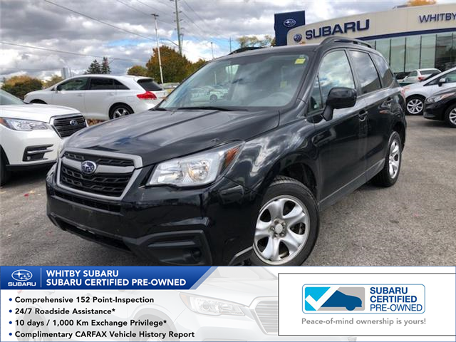 2018 Subaru Forester 2.5i (Stk: 20S914A) in Whitby - Image 1 of 1