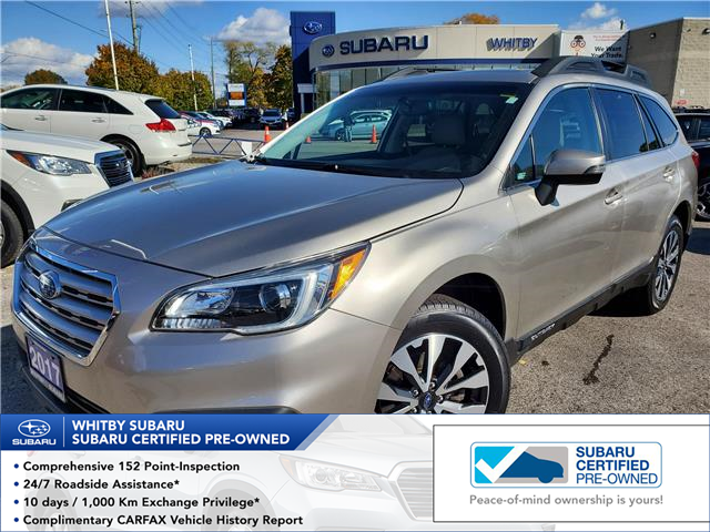 2017 Subaru Outback 3.6R Limited (Stk: 20S949A) in Whitby - Image 1 of 20