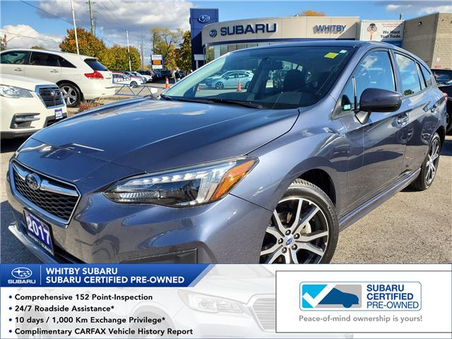 2017 Subaru Impreza Sport (Stk: 21S16A) in Whitby - Image 1 of 20