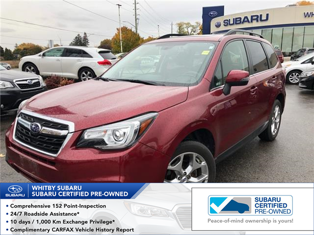 2018 Subaru Forester 2.5i Limited (Stk: 20S904A) in Whitby - Image 1 of 1