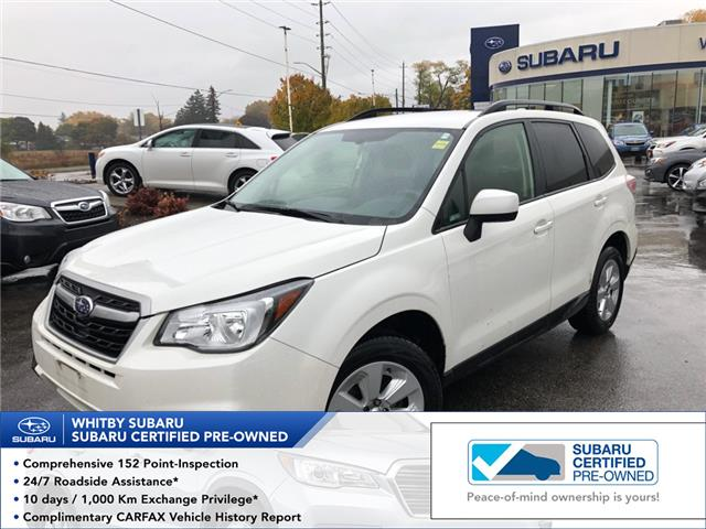 2018 Subaru Forester 2.5i Convenience (Stk: 20S439A) in Whitby - Image 1 of 1