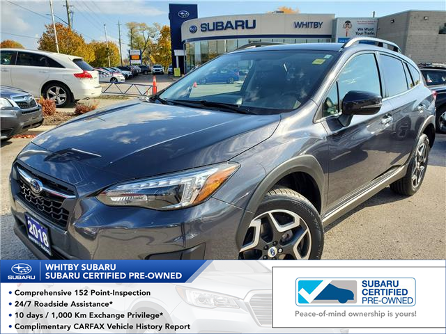 2018 Subaru Crosstrek Limited (Stk: 21S36A) in Whitby - Image 1 of 20