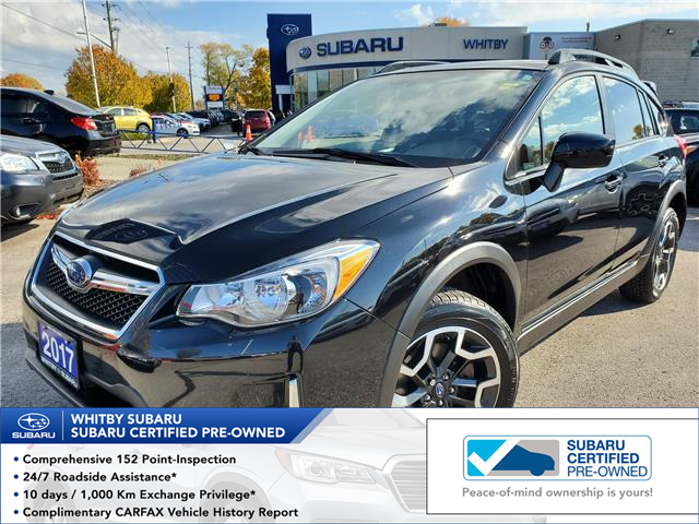 2017 Subaru Crosstrek Touring (Stk: 21S39A) in Whitby - Image 1 of 20