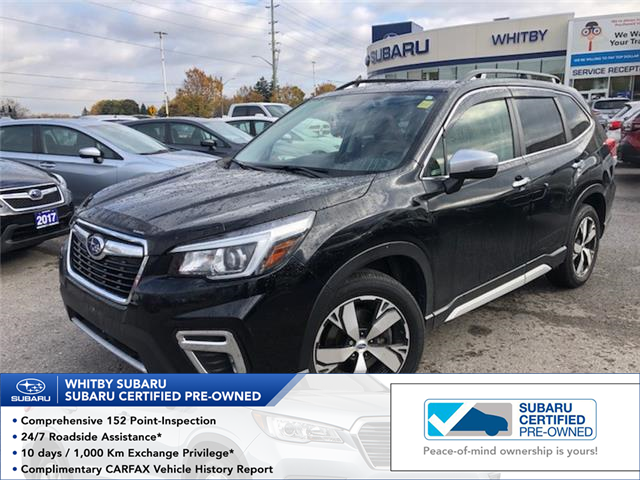 2019 Subaru Forester 2.5i Premier (Stk: 21S72A) in Whitby - Image 1 of 1