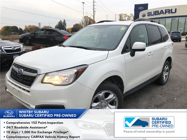 2017 Subaru Forester 2.5i (Stk: 20S1008A) in Whitby - Image 1 of 1