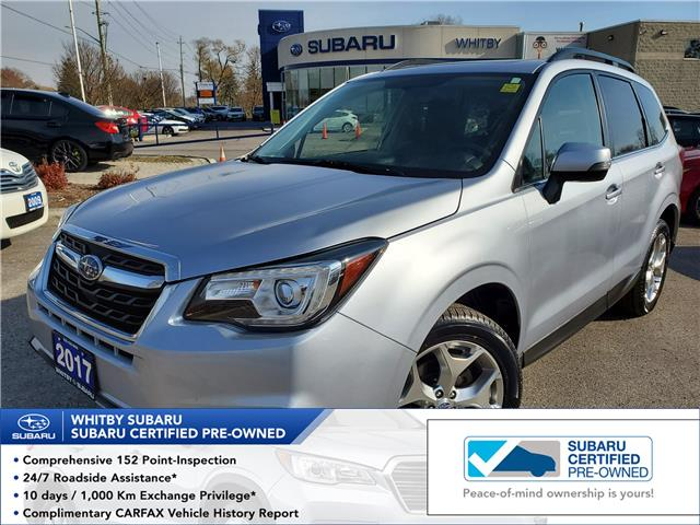 2017 Subaru Forester 2.5i Limited (Stk: 20S910A) in Whitby - Image 1 of 19