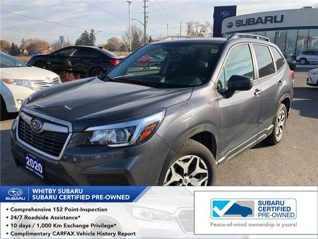 2020 Subaru Forester Convenience (Stk: U4026P) in Whitby - Image 1 of 1
