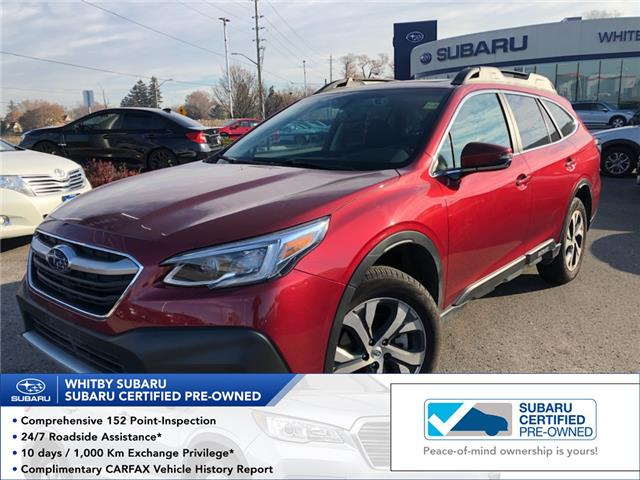 2020 Subaru Outback Limited (Stk: U4028P) in Whitby - Image 1 of 1