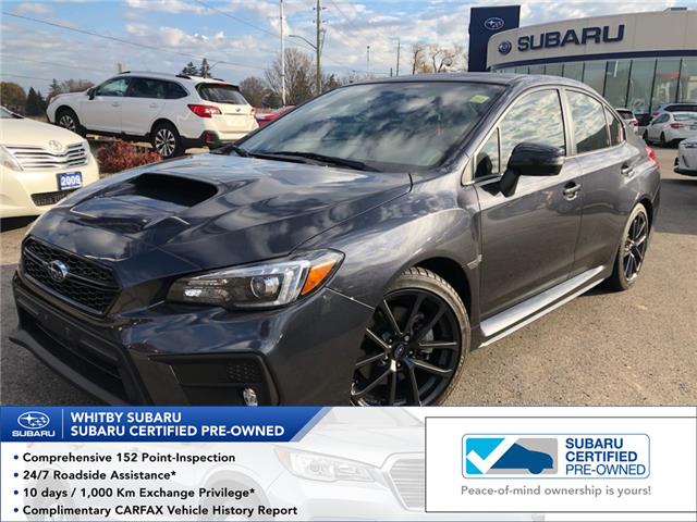 2018 Subaru WRX Sport-tech (Stk: U4032LD) in Whitby - Image 1 of 1