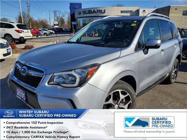 2015 Subaru Forester 2.0XT Limited Package (Stk: 20S473A) in Whitby - Image 1 of 20