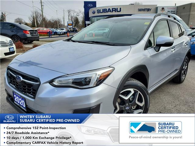 2020 Subaru Crosstrek Limited (Stk: U4034P) in Whitby - Image 1 of 19