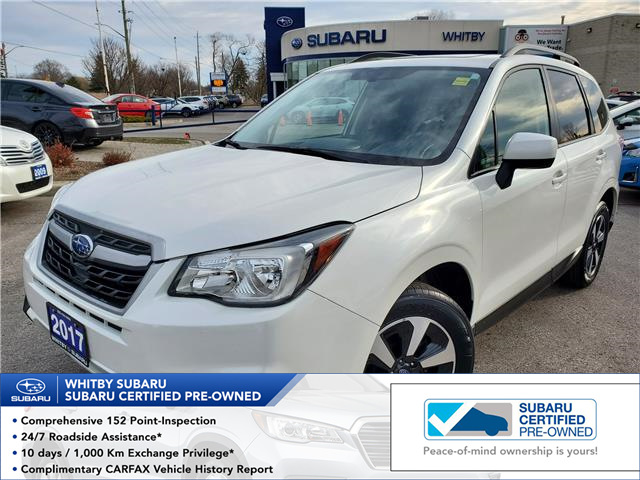 2017 Subaru Forester 2.5i Touring (Stk: 20S1057A) in Whitby - Image 1 of 20