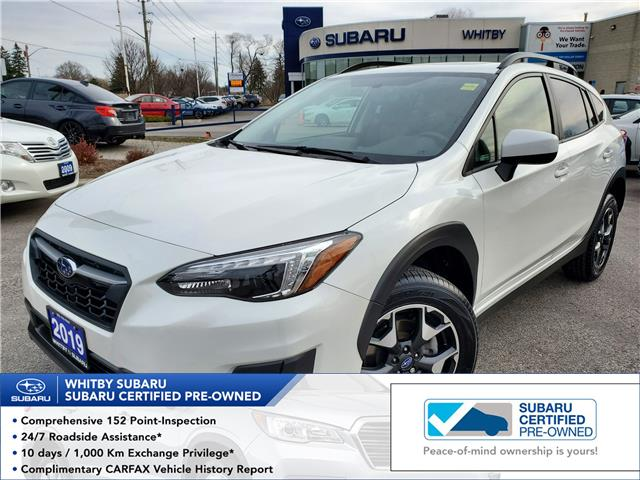 2019 Subaru Crosstrek Sport (Stk: 21S93A) in Whitby - Image 1 of 20