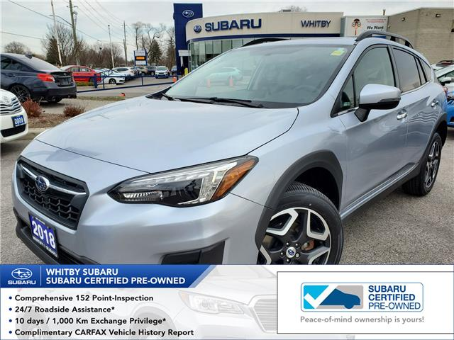 2018 Subaru Crosstrek Limited (Stk: 21S52A) in Whitby - Image 1 of 20