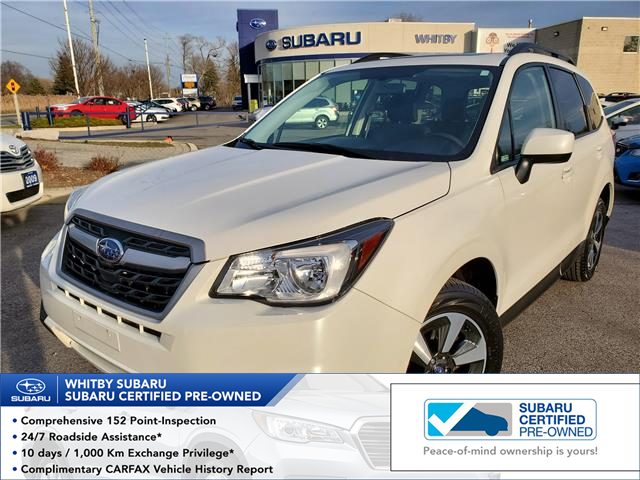 2017 Subaru Forester 2.5i Touring (Stk: 20S1050A) in Whitby - Image 1 of 20