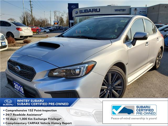 2018 Subaru WRX Sport (Stk: 21S58A) in Whitby - Image 1 of 19