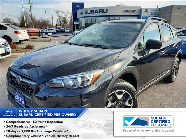 2019 Subaru Crosstrek Convenience (Stk: 21S09A) in Whitby - Image 1 of 19