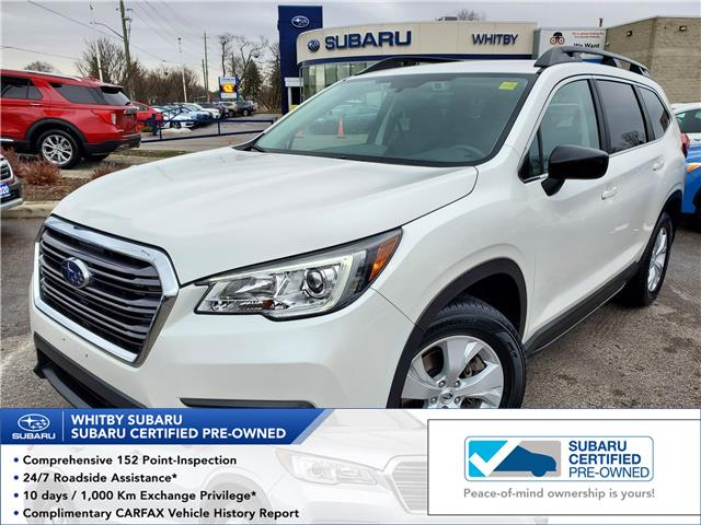 2019 Subaru Ascent Convenience (Stk: 21S108A) in Whitby - Image 1 of 19