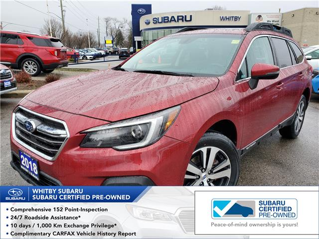 2018 Subaru Outback 3.6R Limited (Stk: 21S148A) in Whitby - Image 1 of 21